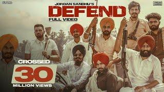 Defend (Full video) Jordan Sandhu   Snappy   Rav Hanjra   Bunty Bains    Latest Punjabi Song 2020