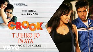 Tujhko Jo Paaya - Official Audio Song | Crook | Mohit Chauhan | Pritam