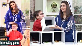 Interesting game | Ahmed Shah | Abubakar | Nida Yasir
