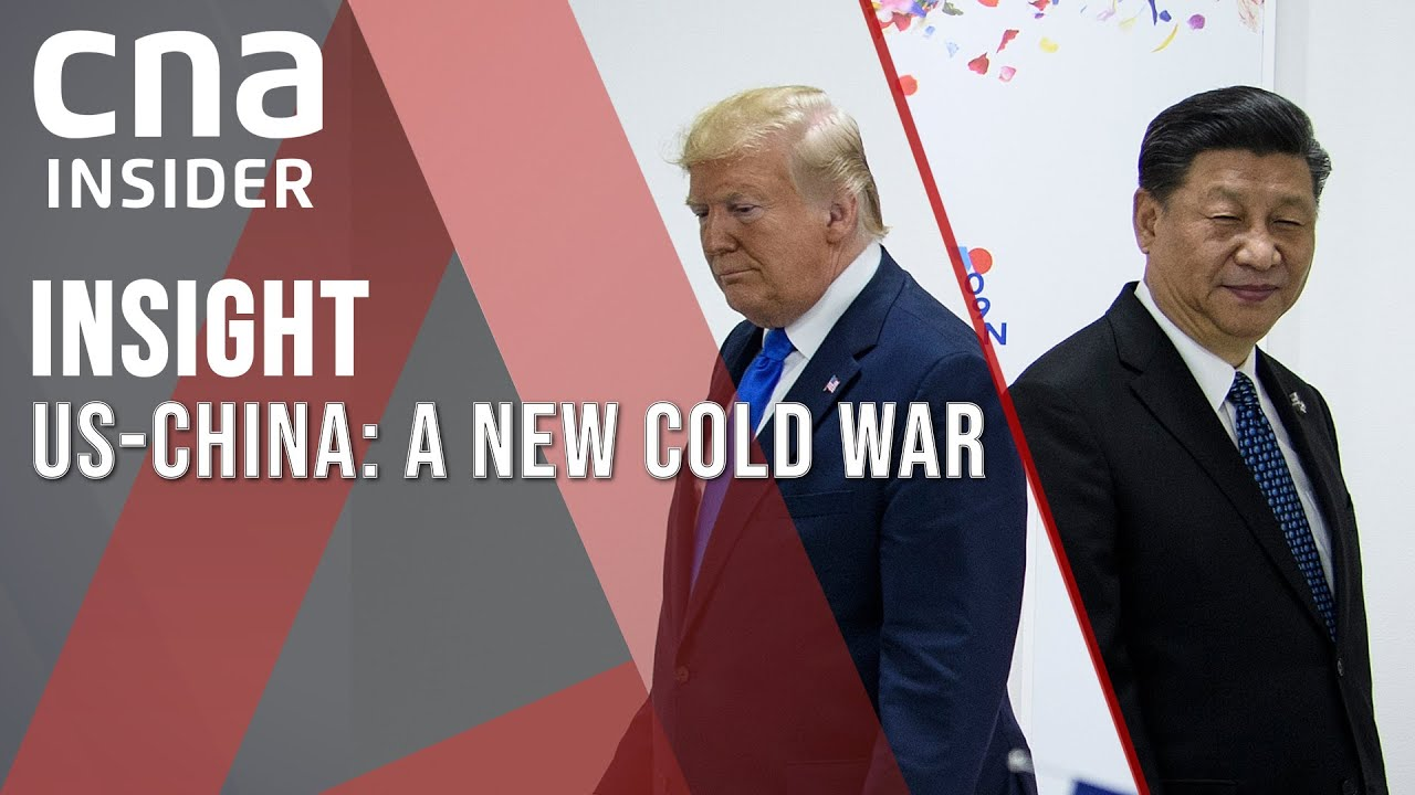 Will A New Cold War Emerge Between US And China? | Insight | Full Episode