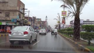 Faisalabad City 2017, Virtual Tour | Punjab, Pakistan 🇵🇰