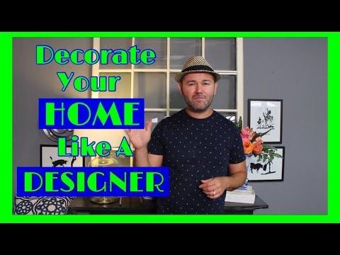 Interior Design Secrets / How To Decorate Your Home Like  A Designer / Q&A / Design Talk