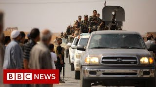 A new front in Syria's war - BBC News