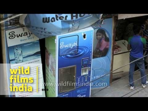From solar power to clean water: Swajal water hut, Gurgaon