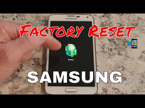 How to Factory Reset a Samsung Galaxy Phone