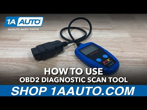 How to Use OBD2 Scan Tool
