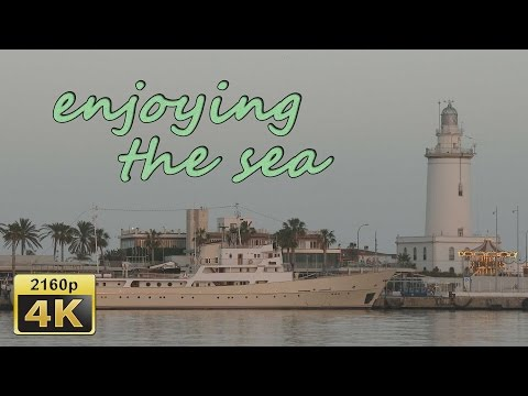 Leaving Cordoba and First Evening in Malaga - Spain 4K Travel Channel