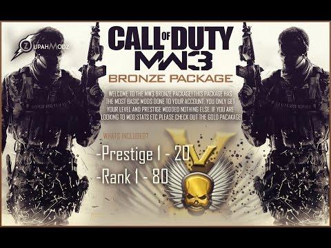 mw3 prestige hack xbox 360