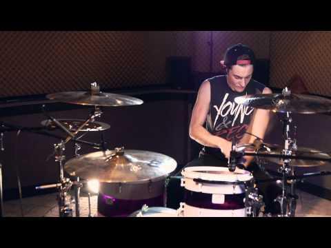 Luke Holland - MGK - Hold On Drum Remix