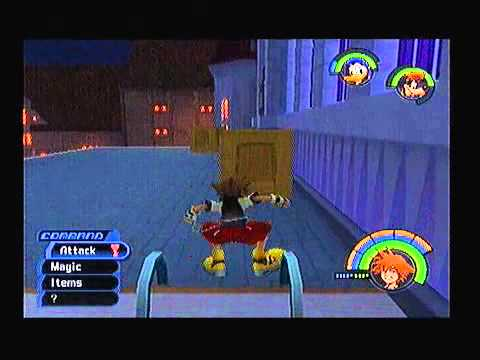Kingdom Hearts: Super Jump (Part 53)