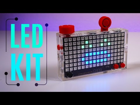 Pixel Kit by Kano - Learn to Code!