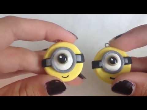 Minion DIY: Polymer Clay