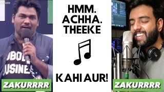 Zakurrrr | Dialogue with Beats | Yashraj Mukhate | Zakir Khan | Kahi Aur | @boatnirvana
