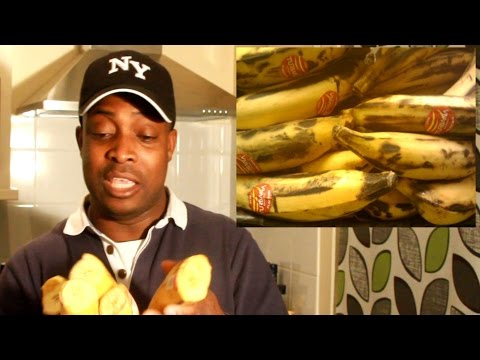 Ripen Plantains Tips On The Ripen Plantains 2017   Chef Ricardo Cooking