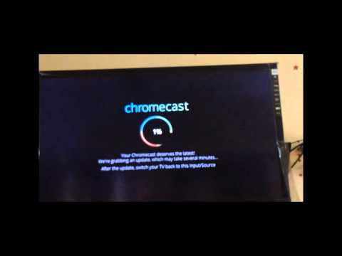 Google Chromecast setup with TP-Link TL-WR841N Router in Sony EX720 Bravia