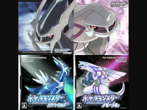 Dialga & Palkia Battle - Pokémon Diamond/Pearl/Platinum