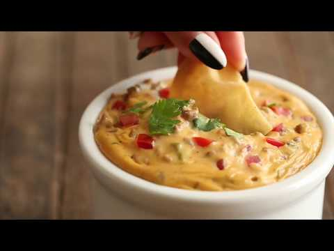 Beef Queso Dip