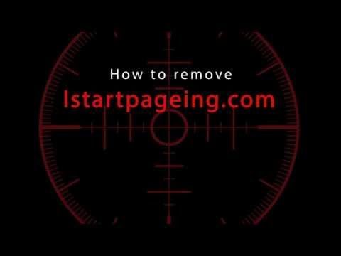 How to remove Istartpageing.com