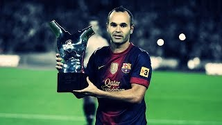Andres Iniesta ● The Greatest Of All ● El Ilusionista
