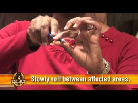 Gorilla Glue Cleaning Glued Finger Tips