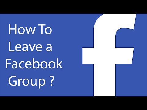 How To Leave a Facebook Group -2016 ?