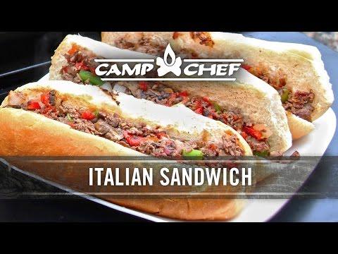 Camp Chef Italian Sandwich