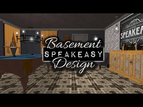 Basement Speakeasy Design   DIY & Home Design