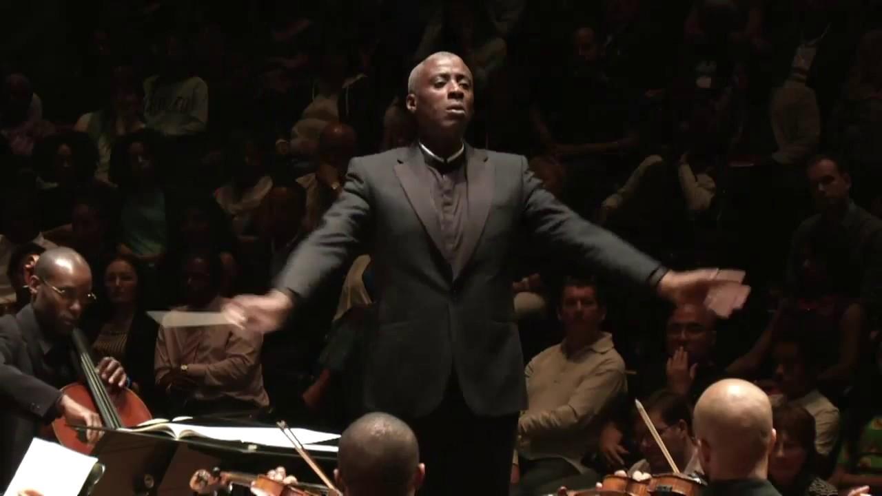 #AfricaUtopia | Chineke! Orchestra - conducted by Wayne Marshall
