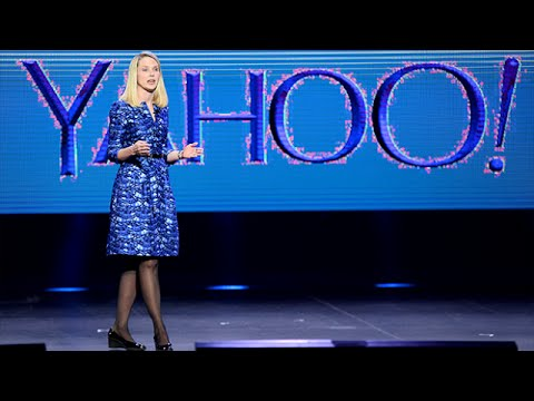 Yahoo CEO pregnant with twins; will limit leave