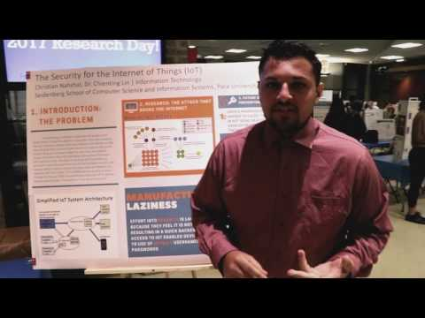 Undergraduate Student-Faculty Research: Christian Nahshal
