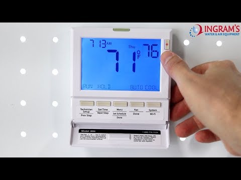 Universal Wifi Thermostat Pro1 T855i Product Review