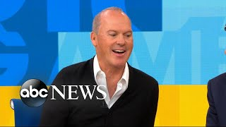 spider man Star Micheal Keaton Confirms Role In Tim Burtons dumbo