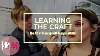 VR180   S1 • E1      VR 180: The Art of Cirque du Soleil Makeup | Ep1