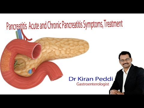 Pancreatitis | Acute and Chronic Pancreatitis Nursing Lecture Symptoms, Treatment |Dr Kiran Peddi =