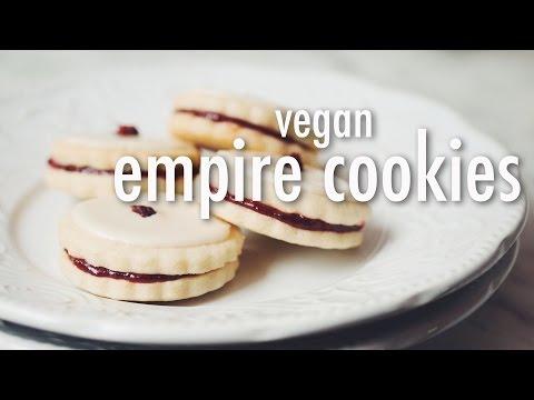 VEGAN EMPIRE COOKIES | hot for food