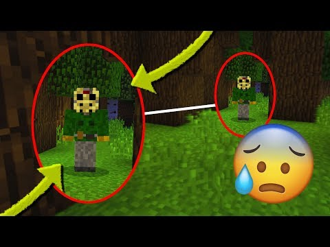 Jason is trying to kill us on Friday the 13th.. (Minecraft Friday the 13th)