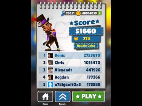 ★★ Subway Surfers New Orleans Android with Unlimited Coins ★★