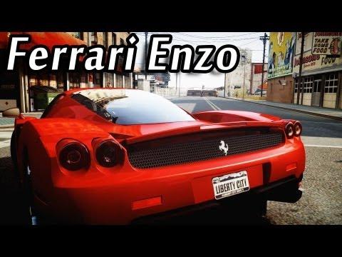 GTA IV - Ferrari Enzo