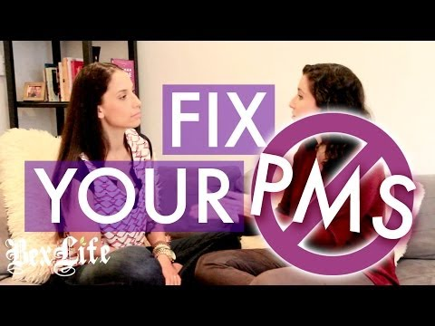 How To Cure PMS with Alisa Vitti - Woman Code - BEXLIFE
