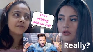 Devoleena Bhattacharjee Vs Shehnaaz Gill - Controversy Decoded by Akassh