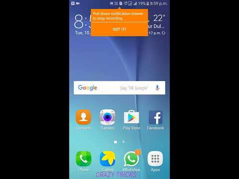 How to hide hotspot notification and it's icon from status bar (in hindi )..