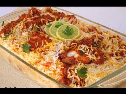 How to Make Beef Biryani-Ansari Kitchen