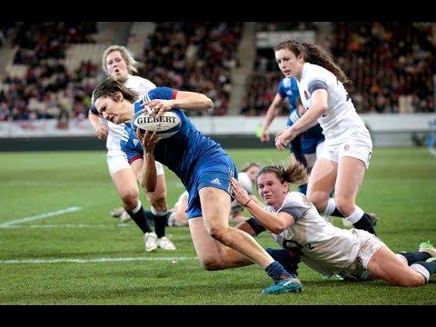 WATCH: France Women v England Women | Women's Six Nations