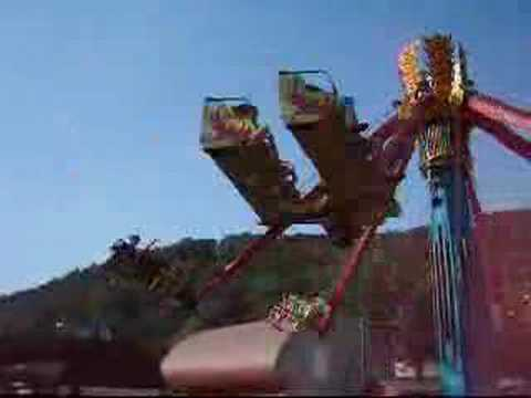 Knoebels Amusement Park, Downdraft Ride