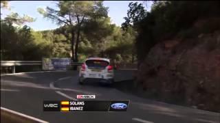 Nil Solans WRC Catalunya