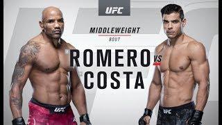 Download UFC 241: Paulo Costa vs Yoel Romero Recap Video