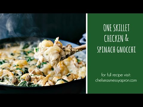 Creamy Chicken Gnocchi