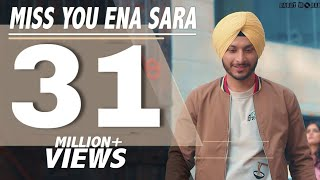 Miss You Ena Sara | Navjeet | Jaymeet | Shera Dhaliwal | Latest Punjabi Songs 2018 | New Songs 2018