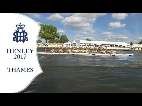 Thames 'B' v Agecroft - Thames | Henley 2017 Semi-Finals