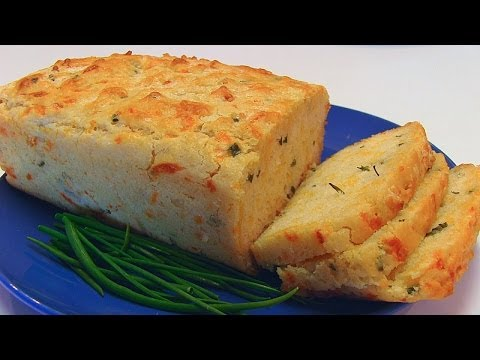 Betty's Cheddar Chive Beer Bread